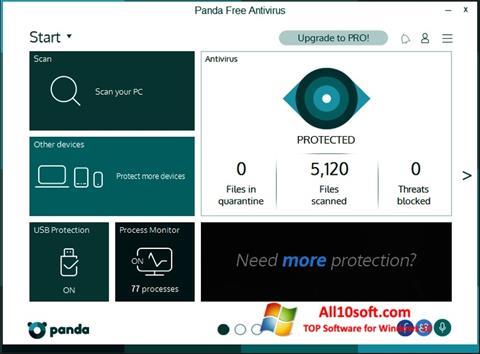 Screenshot Panda Windows 10